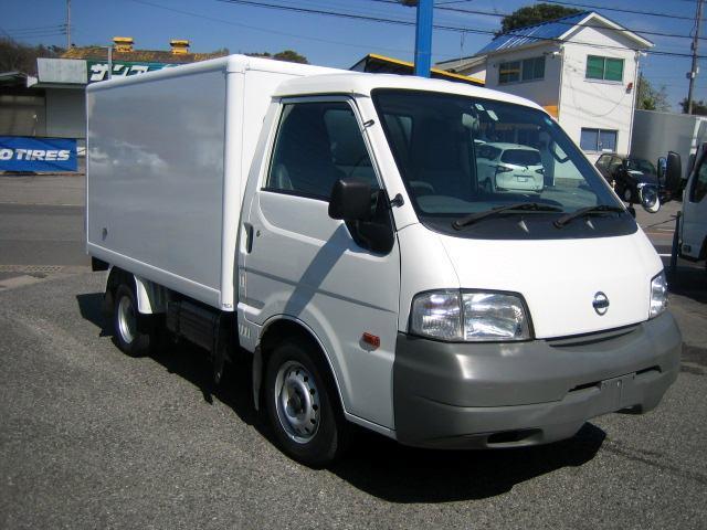 冷蔵冷凍車 中温冷凍車 -7度設定冷凍車(2枚目)
