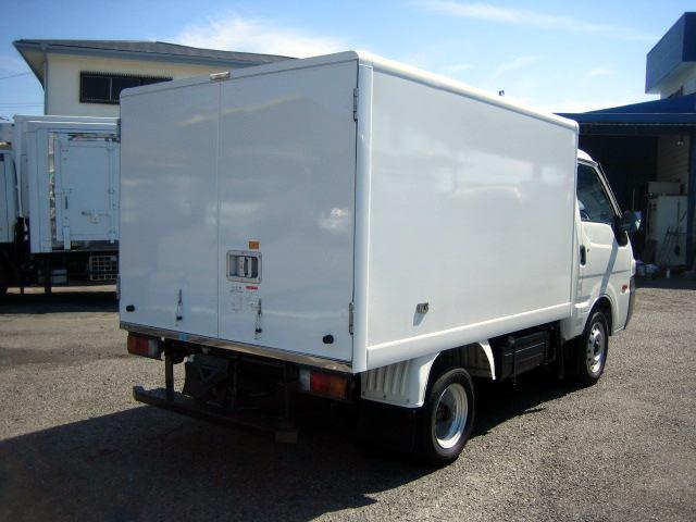冷蔵冷凍車 中温冷凍車 -7度設定冷凍車(3枚目)
