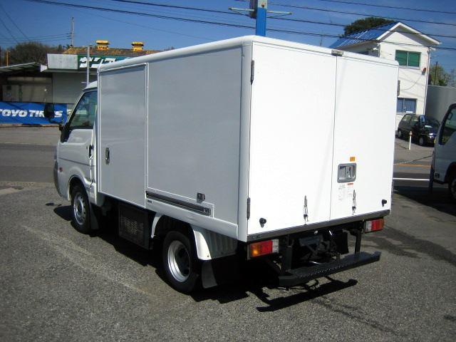 冷蔵冷凍車 中温冷凍車 -7度設定冷凍車(4枚目)