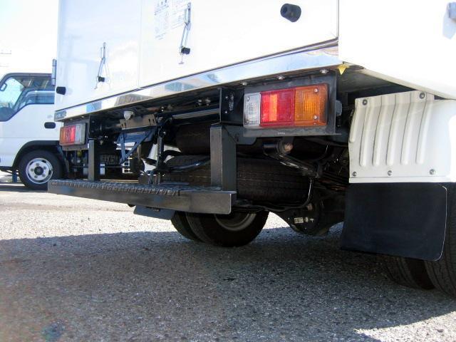 冷蔵冷凍車 中温冷凍車 -7度設定冷凍車(16枚目)