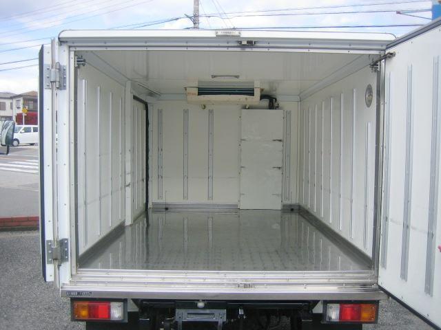 冷蔵冷凍車 中温冷凍車 -7度設定冷凍車(17枚目)