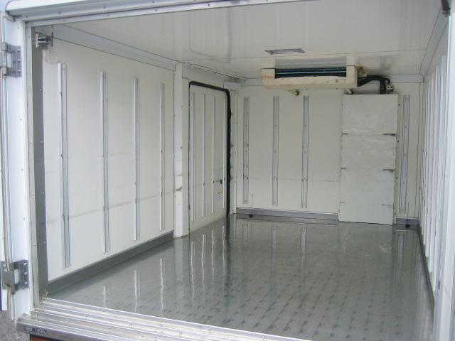 冷蔵冷凍車 中温冷凍車 -7度設定冷凍車(18枚目)
