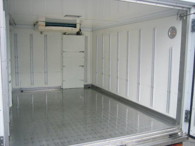 冷蔵冷凍車 中温冷凍車 -7度設定冷凍車(19枚目)