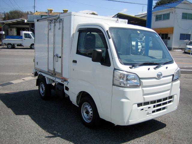 冷蔵冷凍車 中温冷凍車 -5度設定冷凍車(2枚目)
