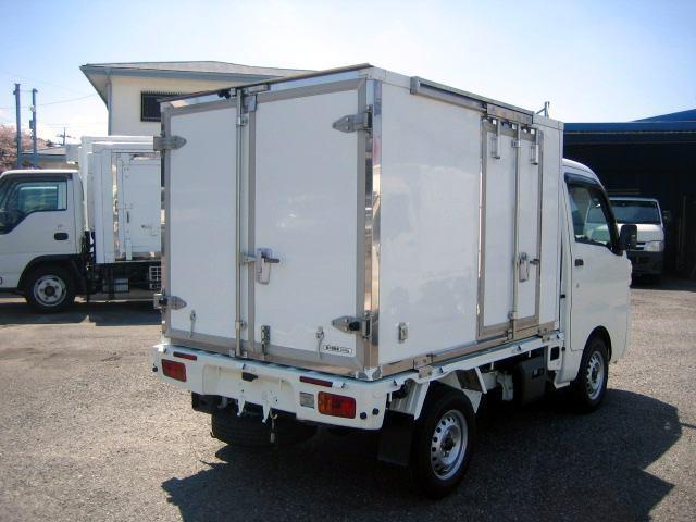 冷蔵冷凍車 中温冷凍車 -5度設定冷凍車(3枚目)