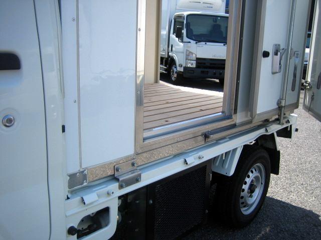 冷蔵冷凍車 中温冷凍車 -5度設定冷凍車(7枚目)