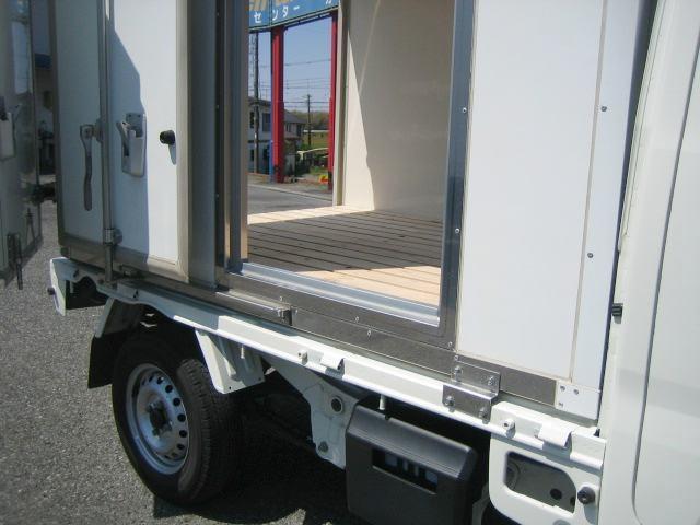 冷蔵冷凍車 中温冷凍車 -5度設定冷凍車(8枚目)