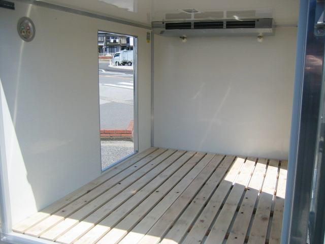 冷蔵冷凍車 中温冷凍車 -5度設定冷凍車(10枚目)