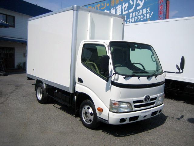 冷蔵冷凍車 低温冷凍車 オートマ限定対応冷凍車(2枚目)