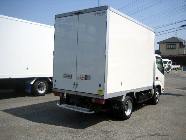 冷蔵冷凍車 低温冷凍車 オートマ限定対応冷凍車(3枚目)
