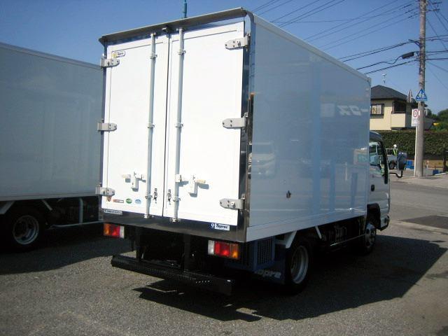 冷蔵冷凍車 低温冷凍車 スタンバイ付冷凍車(3枚目)