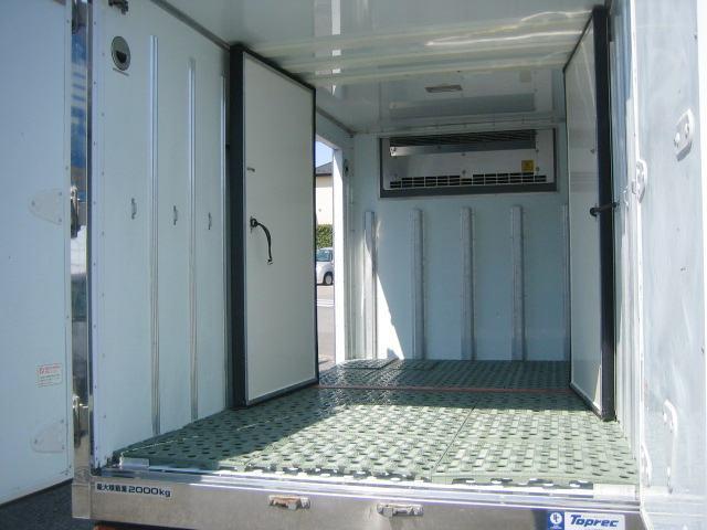 冷蔵冷凍車 低温冷凍車 スタンバイ付冷凍車(6枚目)