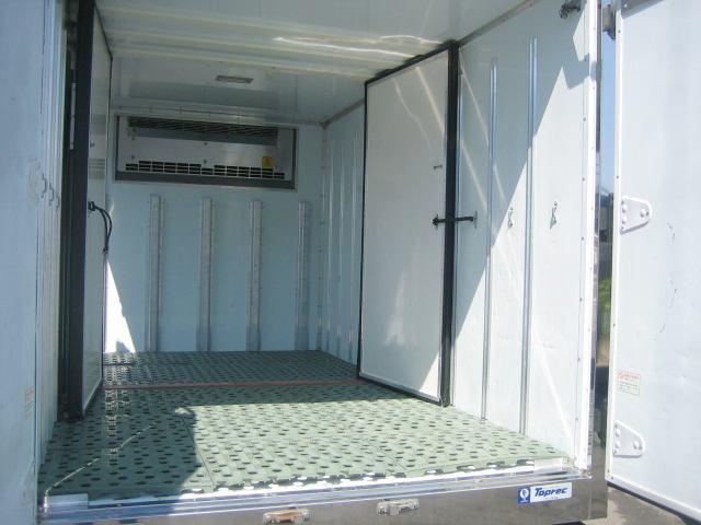 冷蔵冷凍車 低温冷凍車 スタンバイ付冷凍車(7枚目)