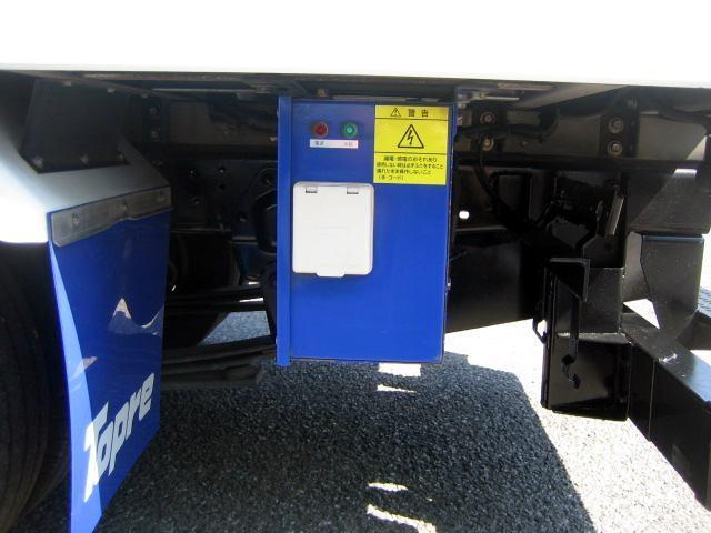 冷蔵冷凍車 低温冷凍車 スタンバイ付冷凍車(10枚目)