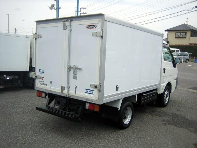冷蔵冷凍車 低温冷凍車 -22度設定冷凍車(3枚目)