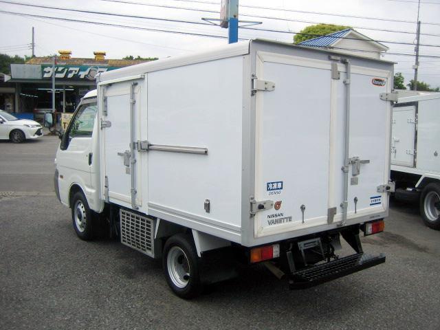 冷蔵冷凍車 低温冷凍車 -22度設定冷凍車(4枚目)