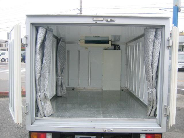冷蔵冷凍車 低温冷凍車 -22度設定冷凍車(5枚目)