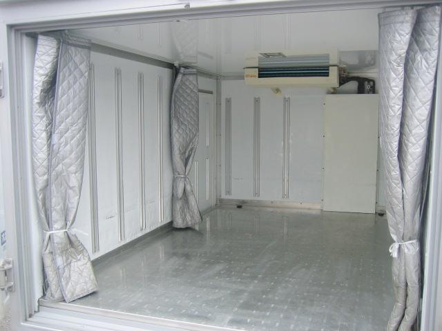 冷蔵冷凍車 低温冷凍車 -22度設定冷凍車(6枚目)