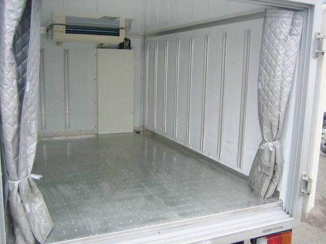 冷蔵冷凍車 低温冷凍車 -22度設定冷凍車(7枚目)