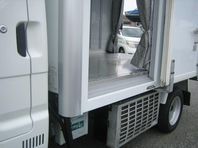 冷蔵冷凍車 低温冷凍車 -22度設定冷凍車(8枚目)