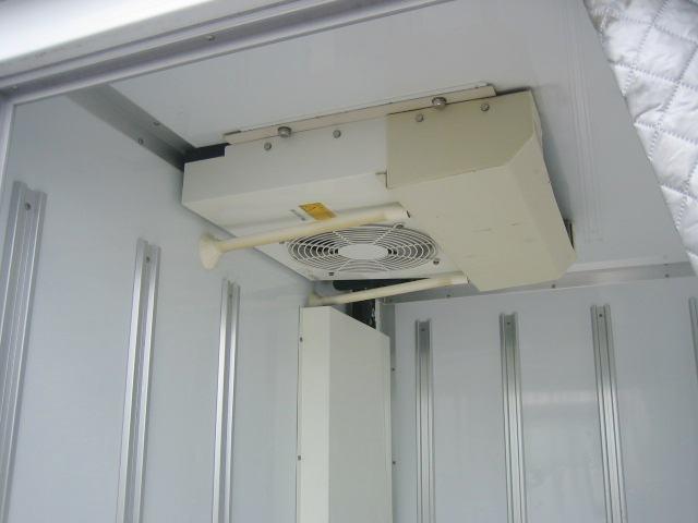 冷蔵冷凍車 低温冷凍車 -22度設定冷凍車(9枚目)