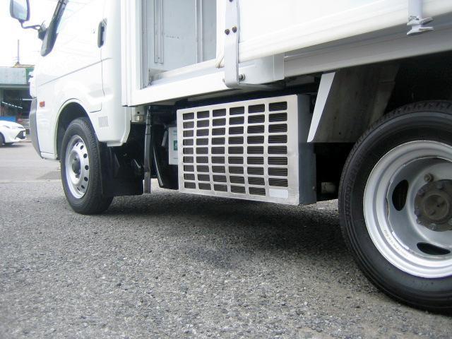 冷蔵冷凍車 低温冷凍車 -22度設定冷凍車(10枚目)