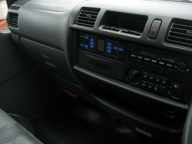 冷蔵冷凍車 低温冷凍車 -22度設定冷凍車(16枚目)