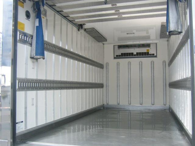 冷蔵冷凍車 低温冷凍車 スタンバイ付冷凍車 ワイドロング(6枚目)