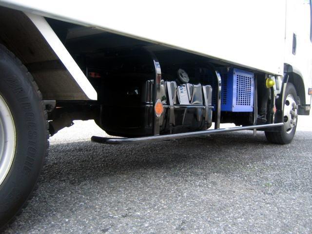 冷蔵冷凍車 低温冷凍車 スタンバイ付冷凍車 ワイドロング(11枚目)