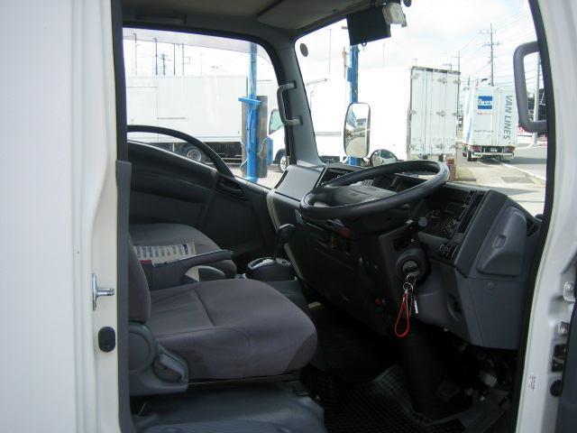 冷蔵冷凍車 低温冷凍車 スタンバイ付冷凍車 ワイドロング(14枚目)