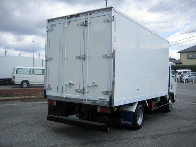 冷蔵冷凍車 中温冷凍車 ワイドロング冷凍車 加温機能付(3枚目)
