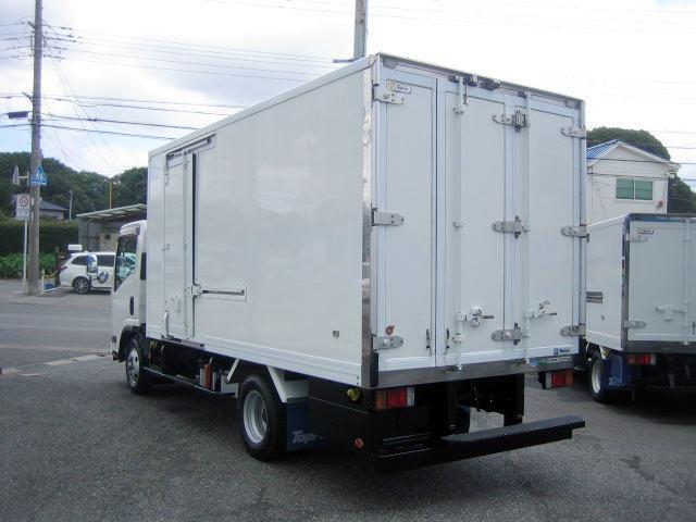 冷蔵冷凍車 中温冷凍車 ワイドロング冷凍車 加温機能付(4枚目)