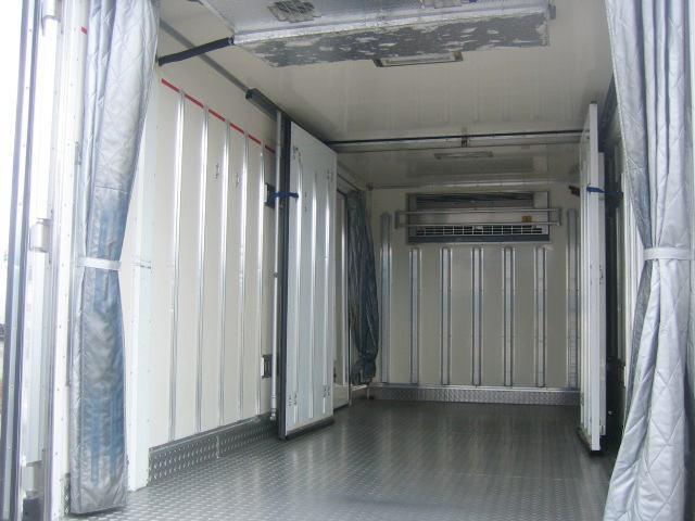 冷蔵冷凍車 中温冷凍車 ワイドロング冷凍車 加温機能付(6枚目)