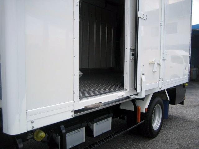 冷蔵冷凍車 中温冷凍車 ワイドロング冷凍車 加温機能付(9枚目)