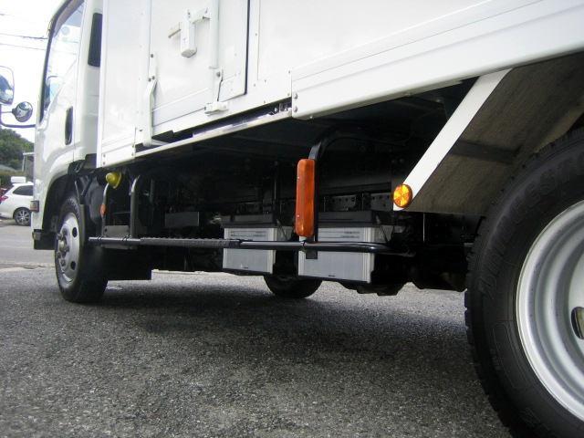 冷蔵冷凍車 中温冷凍車 ワイドロング冷凍車 加温機能付(10枚目)