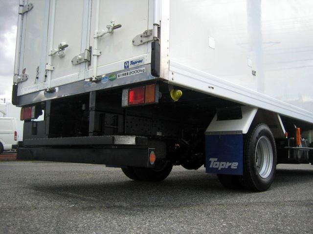 冷蔵冷凍車 中温冷凍車 ワイドロング冷凍車 加温機能付(13枚目)
