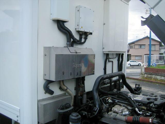 冷蔵冷凍車 中温冷凍車 ワイドロング冷凍車 加温機能付(15枚目)