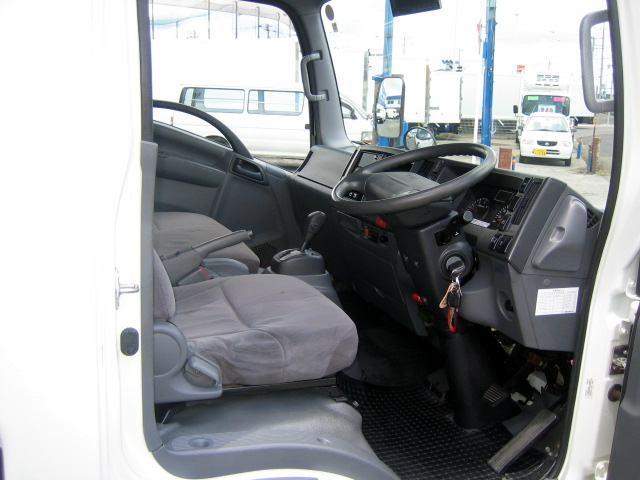 冷蔵冷凍車 中温冷凍車 ワイドロング冷凍車 加温機能付(16枚目)