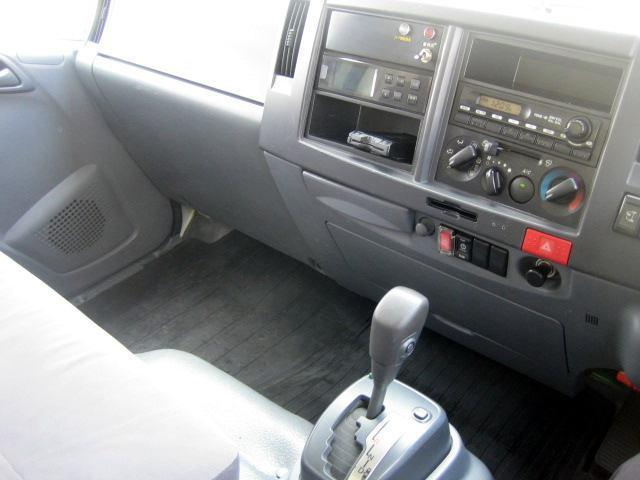 冷蔵冷凍車 中温冷凍車 ワイドロング冷凍車 加温機能付(18枚目)
