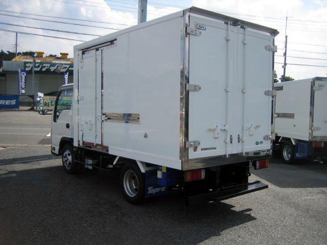 冷蔵冷凍車 低温冷凍車 スタンバイ付冷凍車(4枚目)