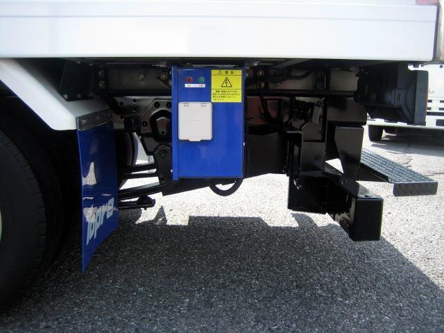 冷蔵冷凍車 低温冷凍車 スタンバイ付冷凍車(11枚目)