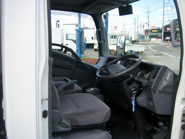 冷蔵冷凍車 低温冷凍車 オートマ限定対応冷凍車(14枚目)