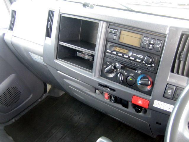 冷蔵冷凍車 低温冷凍車 オートマ限定対応冷凍車(16枚目)