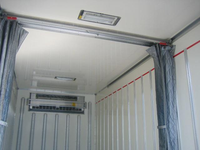 冷蔵冷凍車 中温冷凍車 ワイドロング冷凍車(8枚目)