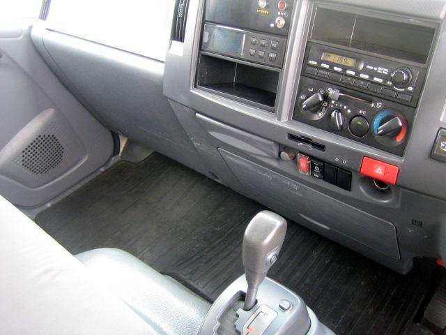 冷蔵冷凍車 中温冷凍車 ワイドロング冷凍車(16枚目)