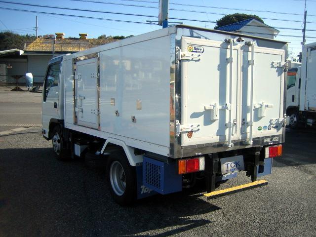 冷蔵冷凍車 低温冷凍車 スタンバイ付 オートマ限定対応冷凍車(4枚目)