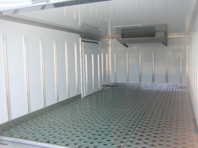冷蔵冷凍車 低温冷凍車 スタンバイ付 オートマ限定対応冷凍車(6枚目)
