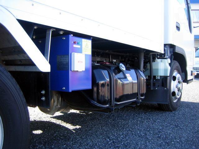 冷蔵冷凍車 低温冷凍車 スタンバイ付 オートマ限定対応冷凍車(13枚目)