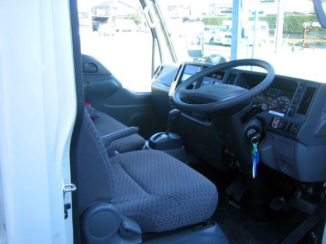 冷蔵冷凍車 低温冷凍車 スタンバイ付 オートマ限定対応冷凍車(16枚目)