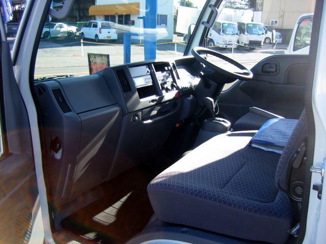 冷蔵冷凍車 低温冷凍車 スタンバイ付 オートマ限定対応冷凍車(17枚目)